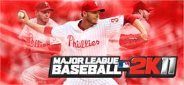 Banner artwork for MLB 2K11.