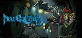 Banner artwork for MacGuffin's Curse.