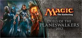Banner artwork for Magic: The Gathering - Duels of the Planeswalkers 2012.