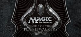 Banner artwork for Magic: The Gathering - Duels of the Planeswalkers 2013.