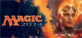 Banner artwork for Magic 2014  Duels of the Planeswalkers.