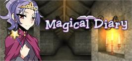 Banner artwork for Magical Diary.