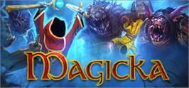 Banner artwork for Magicka.