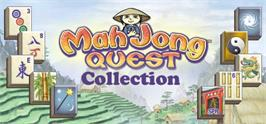 Banner artwork for Mahjong Quest Collection.