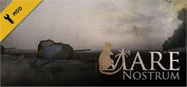 Banner artwork for Mare Nostrum.