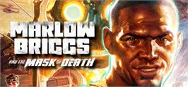 Banner artwork for Marlow Briggs and the Mask of Death.