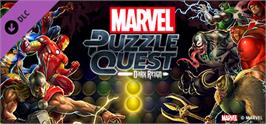 Banner artwork for Marvel Puzzle Quest: Dark Reign - S.H.I.E.L.D. New Recruit Pack.