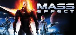 Banner artwork for Mass Effect.