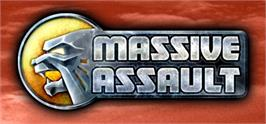 Banner artwork for Massive Assault.
