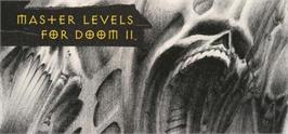 Banner artwork for Master Levels for Doom II.