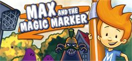 Banner artwork for Max and the Magic Marker.