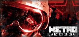 Banner artwork for Metro 2033.