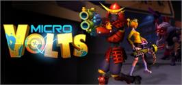 Banner artwork for MicroVolts.