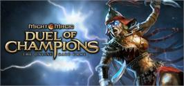 Banner artwork for Might & Magic: Duel of Champions.