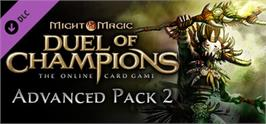 Banner artwork for Might & Magic: Duel of Champions - Advanced Pack 2.