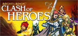 Banner artwork for Might & Magic Clash of Heroes.