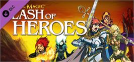 Banner artwork for Might & Magic Clash of Heroes - I Am the Boss DLC.
