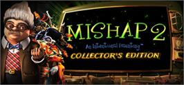 Banner artwork for Mishap 2: An Intentional Haunting - Collector's Edition.