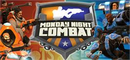 Banner artwork for Monday Night Combat.