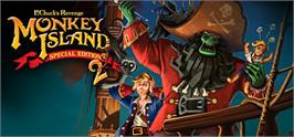 Banner artwork for Monkey Island 2 Special Edition: LeChucks Revenge.
