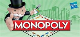 Banner artwork for Monopoly.