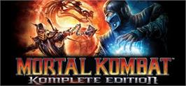 Banner artwork for Mortal Kombat Komplete Edition.