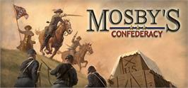 Banner artwork for Mosby's Confederacy.