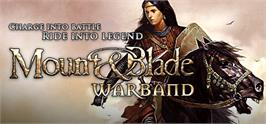 Banner artwork for Mount & Blade: Warband.