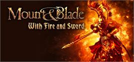 Banner artwork for Mount & Blade: With Fire & Sword.