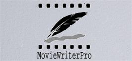 Banner artwork for MovieWriterPro.