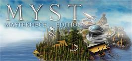 Banner artwork for Myst: Masterpiece Edition.