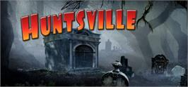 Banner artwork for Mystery Case Files: Huntsville.