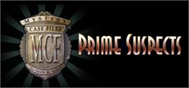 Banner artwork for Mystery Case Files: Prime Suspects.