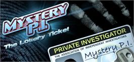 Banner artwork for Mystery P.I. - The Lottery Ticket.