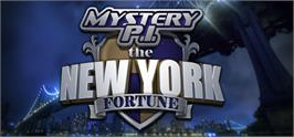 Banner artwork for Mystery P.I. - The New York Fortune.