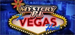 Banner artwork for Mystery P.I. - The Vegas Heist.