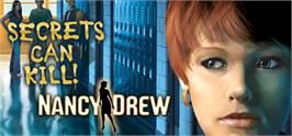 Banner artwork for Nancy Drew®:  Secrets Can Kill REMASTERED.