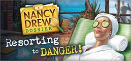 Banner artwork for Nancy Drew® Dossier: Resorting to Danger!.
