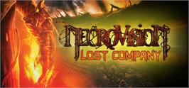 Banner artwork for NecrovisioN: Lost Company.