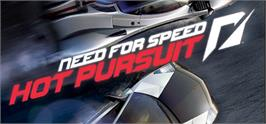 Banner artwork for Need For Speed: Hot Pursuit.