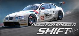 Banner artwork for Need for Speed: Shift.
