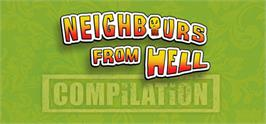 Banner artwork for Neighbours from Hell Compilation.