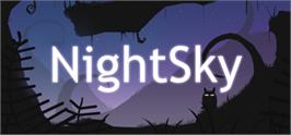 Banner artwork for NightSky.