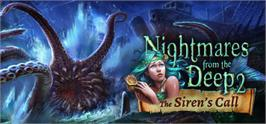Banner artwork for Nightmares from the Deep: The Siren`s Call.