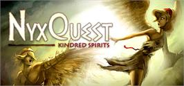 Banner artwork for NyxQuest: Kindred Spirits.
