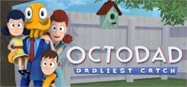 Banner artwork for Octodad: Dadliest Catch.