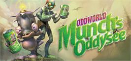 Banner artwork for Oddworld: Munch's Oddysee.