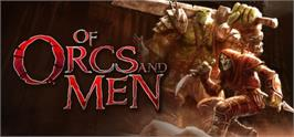 Banner artwork for Of Orcs And Men.