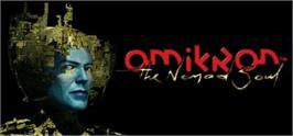 Banner artwork for Omikron: The Nomad Soul.