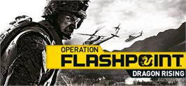Banner artwork for Operation Flashpoint: Dragon Rising.